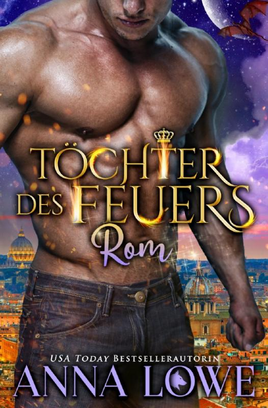 Cover-Bild Billionaires & Bodyguards / Töchter des Feuers: Rom