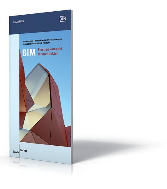 Cover-Bild BIM - Einstieg kompakt für Architekten