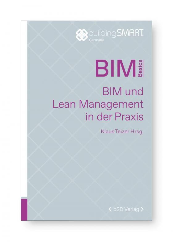 Cover-Bild BIM und Lean Management in der Praxis