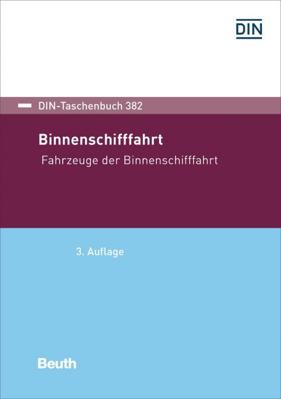 Cover-Bild Binnenschifffahrt