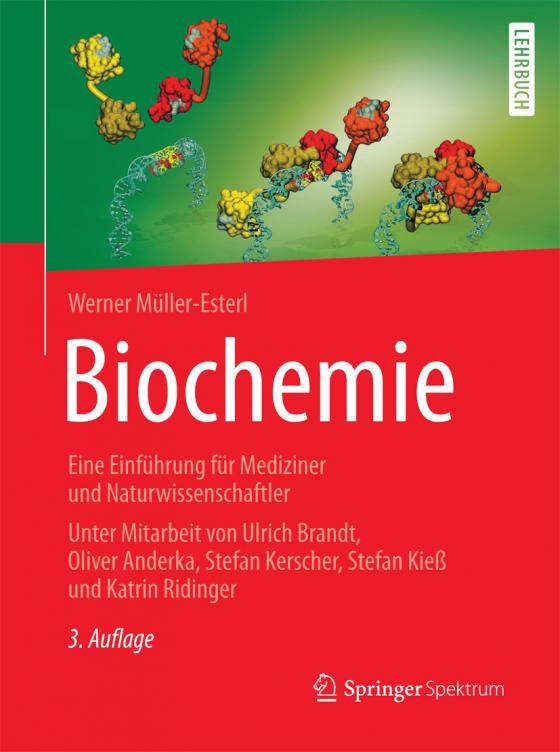 Cover-Bild Biochemie
