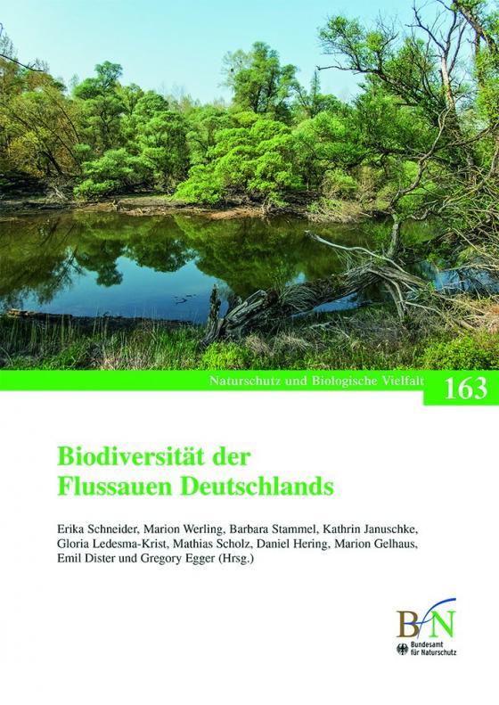 Cover-Bild Biodiversität der Flussauen Deutschland