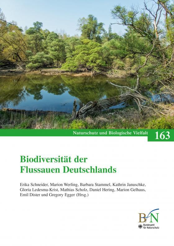 Cover-Bild Biodiversität der Flussauen Deutschlands