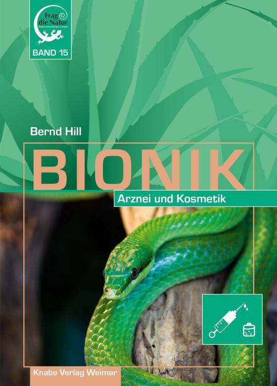 Cover-Bild Bionik – Arznei und Kosmetik