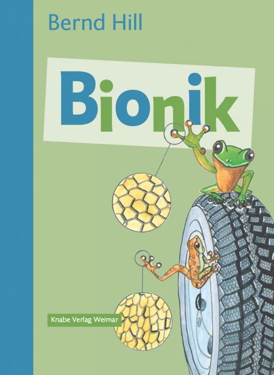 Cover-Bild Bionik – Von der Natur lernen