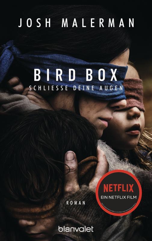 Cover-Bild Bird Box - Schließe deine Augen