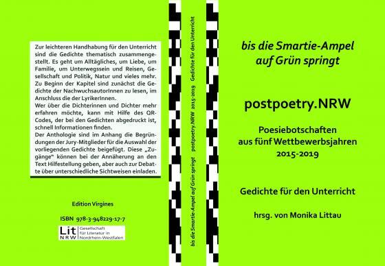 Cover-Bild bis die Smartie-Ampel auf Grün springt.postpoetry.NRW