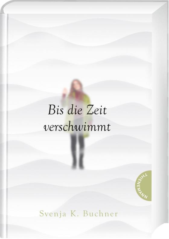 Cover-Bild Bis die Zeit verschwimmt