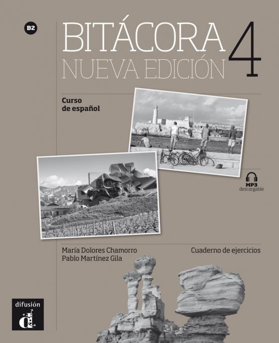 Cover-Bild Bitácora 4 Nueva edición (B2)