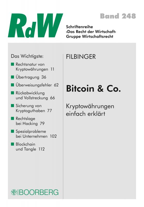 Cover-Bild Bitcoin & Co