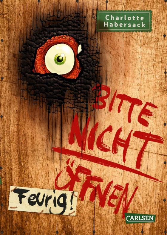 Cover-Bild Bitte nicht öffnen 4: Feurig!