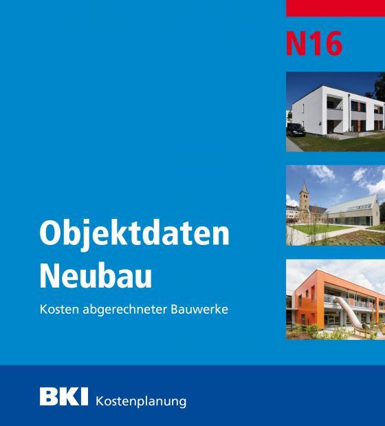 Cover-Bild BKI Objektdaten Neubau N16