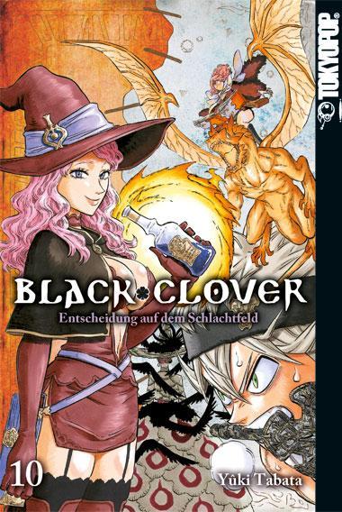 Cover-Bild Black Clover 10