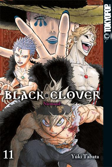 Cover-Bild Black Clover 11