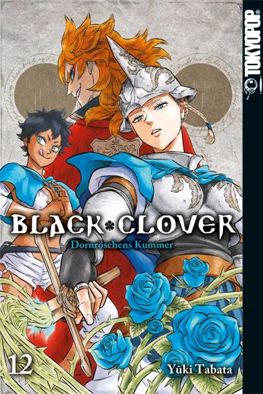 Cover-Bild Black Clover 12