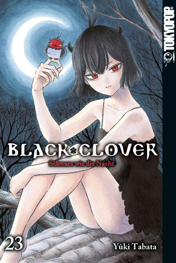 Cover-Bild Black Clover 23