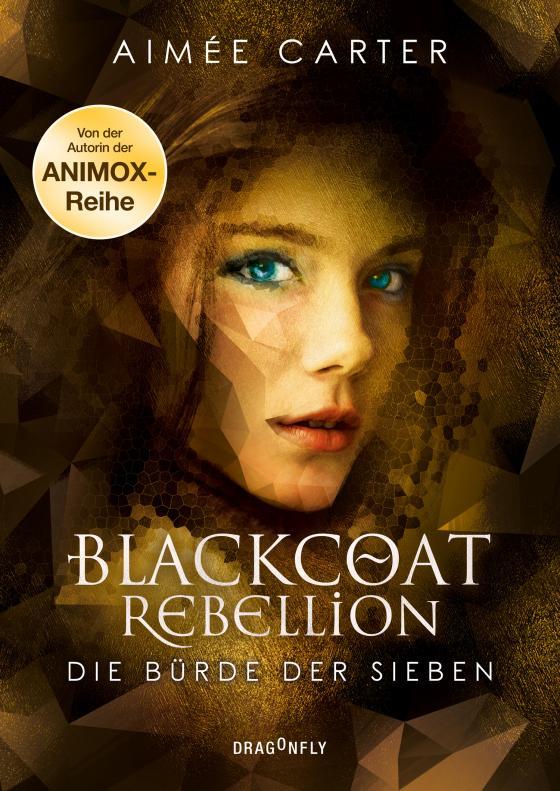 Cover-Bild Blackcoat Rebellion - Die Bürde der Sieben