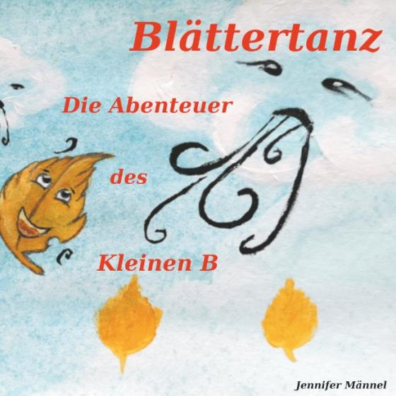 Cover-Bild Blättertanz