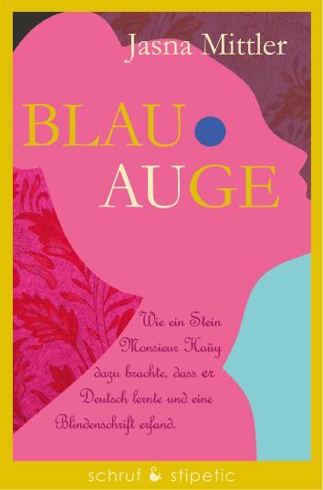 Cover-Bild Blau-Auge