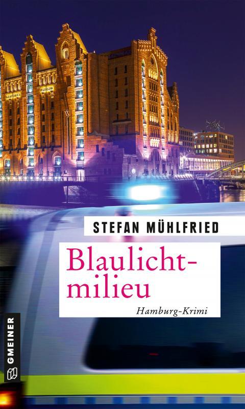 Cover-Bild Blaulichtmilieu