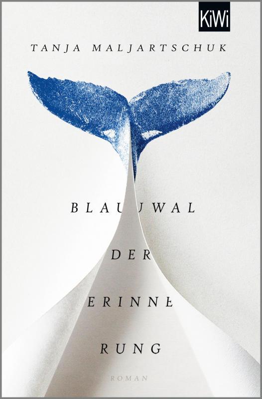 Cover-Bild Blauwal der Erinnerung