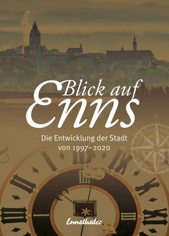 Cover-Bild Blick auf Enns