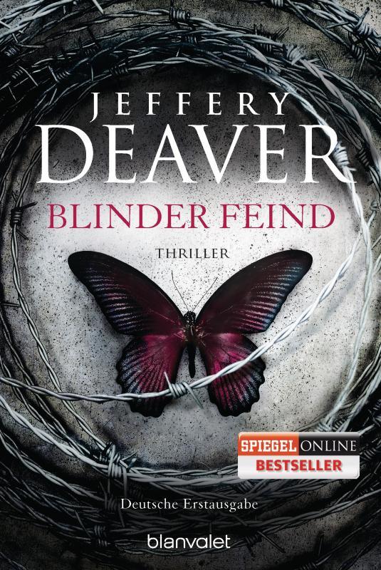 Cover-Bild Blinder Feind