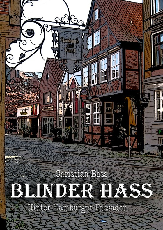 Cover-Bild Blinder Hass