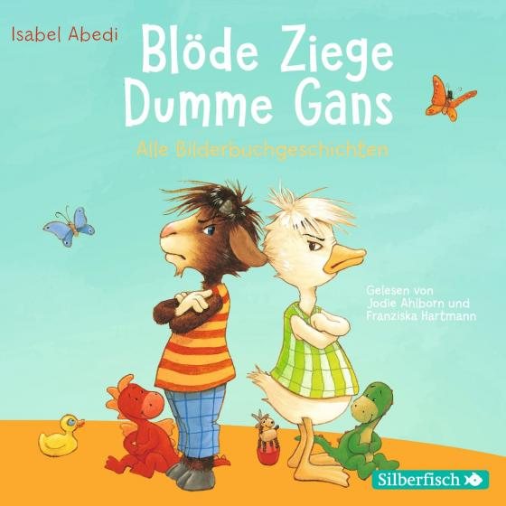 Cover-Bild Blöde Ziege - Dumme Gans