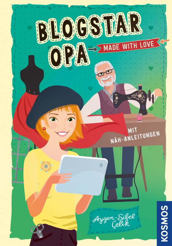 Cover-Bild Blogstar Opa - Made with love