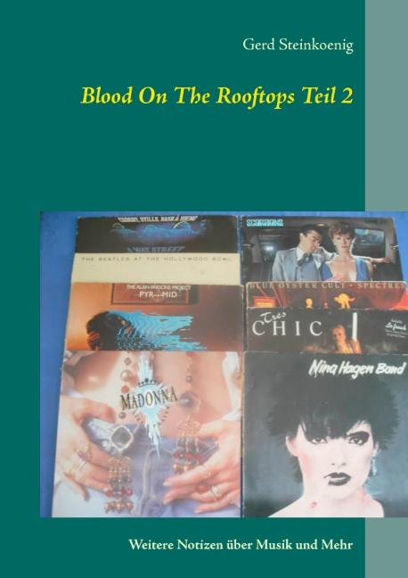 Cover-Bild Blood On The Rooftops Teil 2