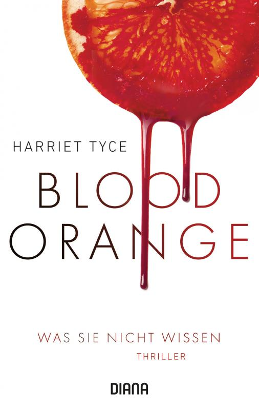 Cover-Bild Blood Orange - Was sie nicht wissen