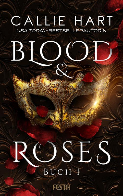 Cover-Bild Blood & Roses - Buch 1