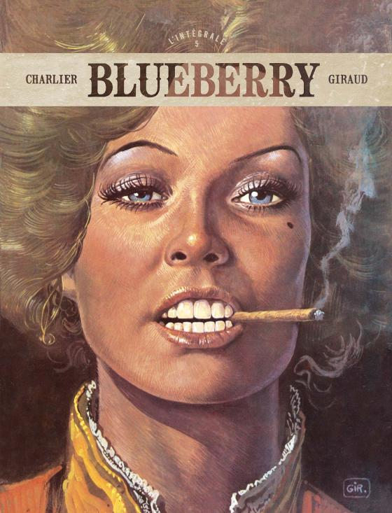 Cover-Bild Blueberry - Collector's Edition 05