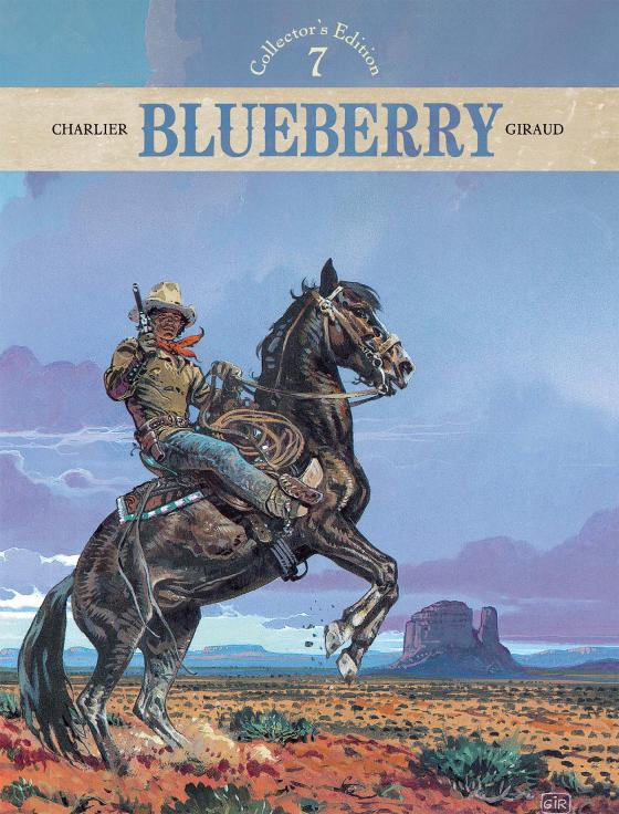 Cover-Bild Blueberry - Collector's Edition 07