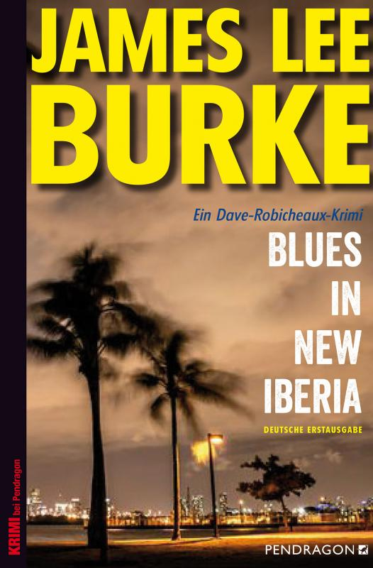 Cover-Bild Blues in New Iberia