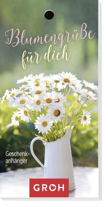 Cover-Bild Blumengrüße für dich