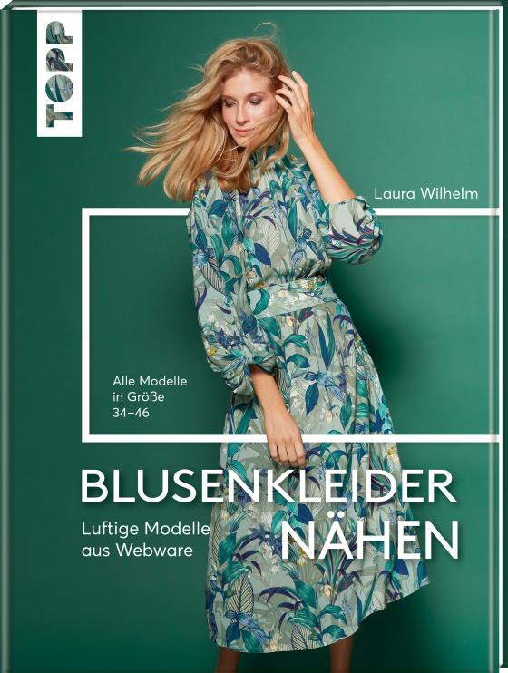 Cover-Bild Blusenkleider nähen