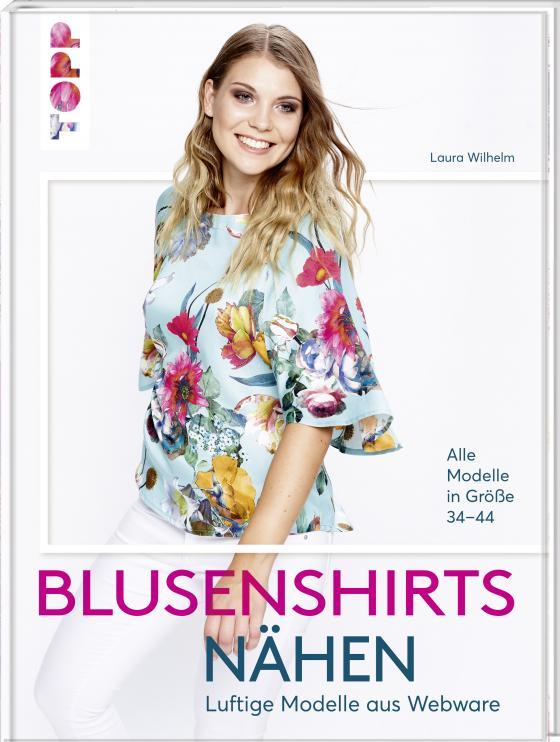Cover-Bild Blusenshirts nähen