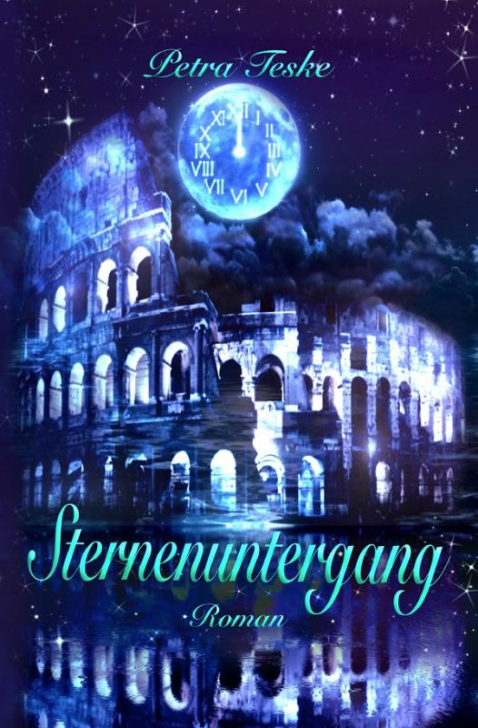 Cover-Bild Blut um Mitternacht / Sternenuntergang