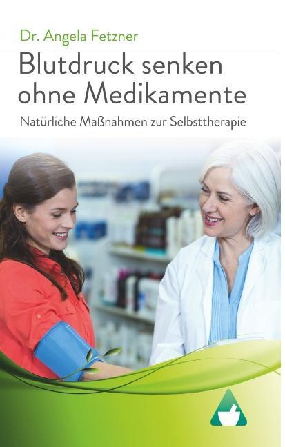 Cover-Bild Blutdruck senken ohne Medikamente