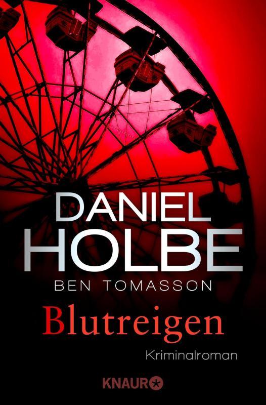 Cover-Bild Blutreigen