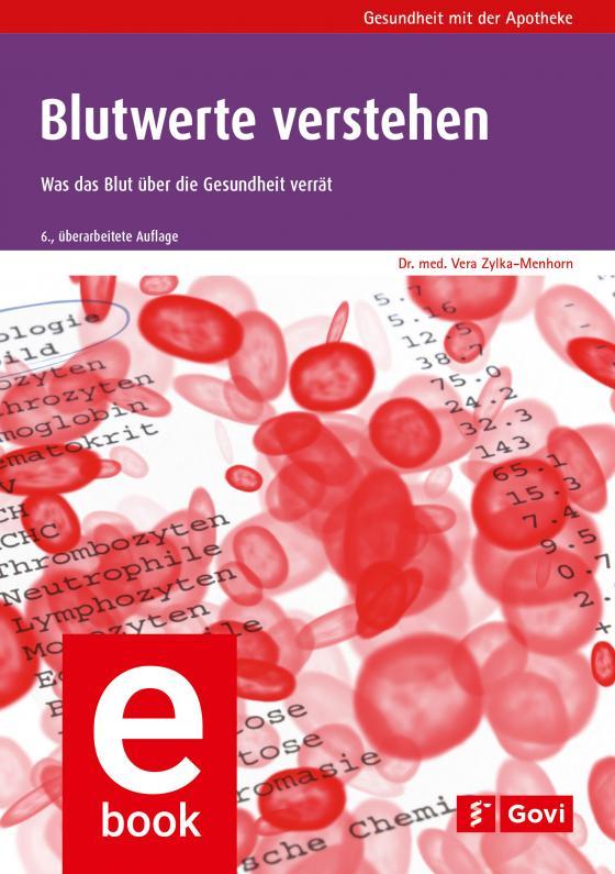 Cover-Bild Blutwerte verstehen