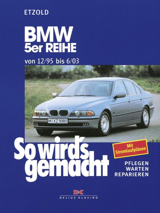 Cover-Bild BMW 5er Reihe 12/95 bis 6/03