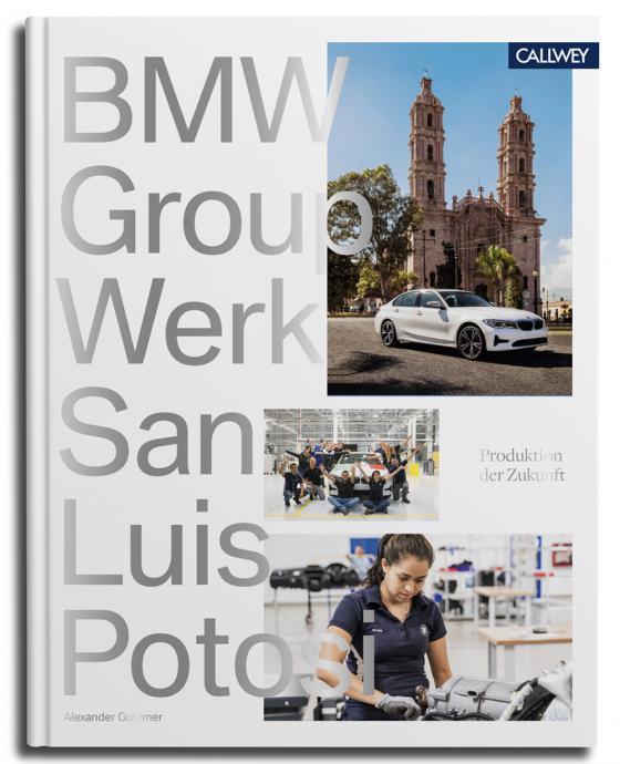 Cover-Bild BMW Group Werk San Luis Potosí