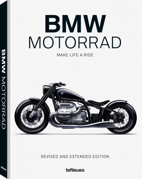 Cover-Bild BMW Motorrad. Make Life a Ride