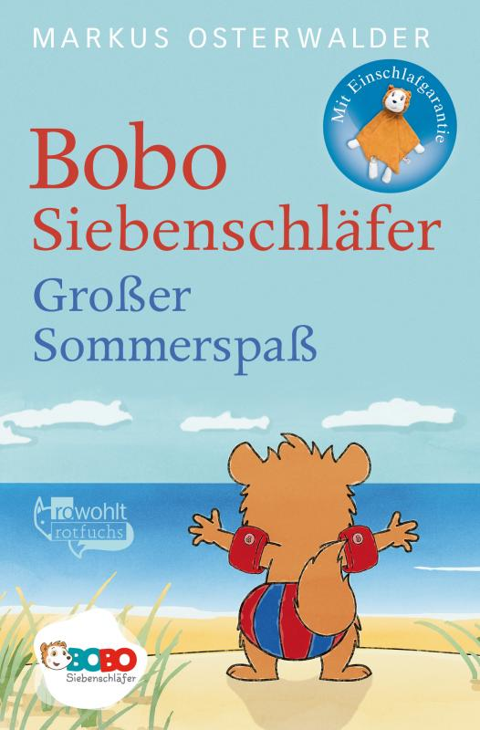 Cover-Bild Bobo Siebenschläfer. Großer Sommerspaß