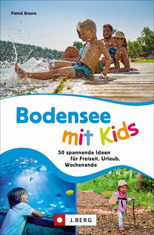 Cover-Bild Bodensee mit Kids
