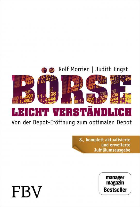 Cover-Bild Börse leicht verständlich - Jubiläums-Edition