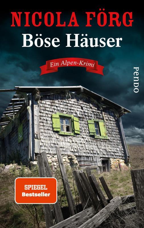 Cover-Bild Böse Häuser